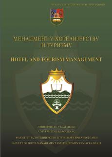 View Vol. 6 No. 2 (2018): Hotel and Tourism Management